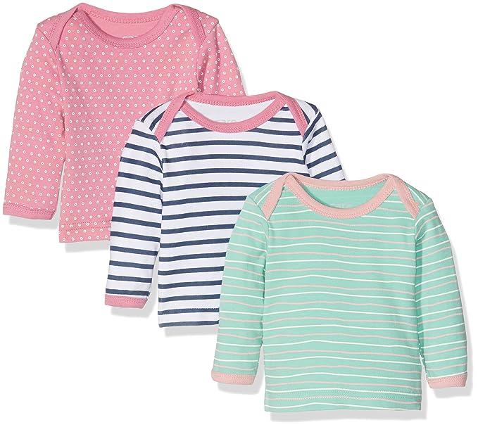 6d0c1429a Care Camiseta Manga Larga Bebé-Niñas