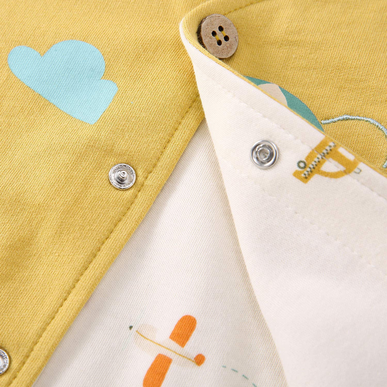 pureborn Baby Girls Boys Sleeveless Cotton Lightweight Vests 0-4 Years