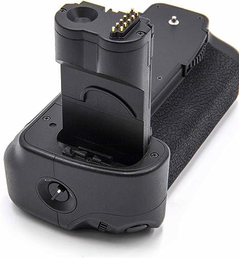 vhbw Cache Contact de Rechange Compatible avec Canon EOS 50D Appareil Photo DSLR Noir