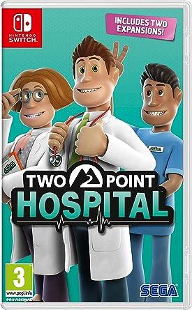 Two Point Hospital (Nintendo Switch)[Español, inglés, italiano, francés, alemán,]: Amazon.es: Videojuegos