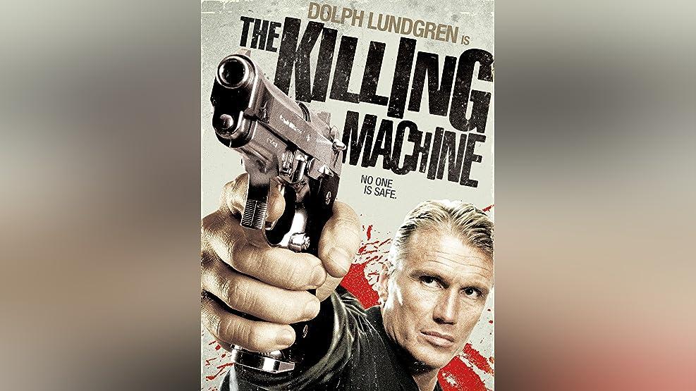 Dolph Lundgren is the Killing Machine