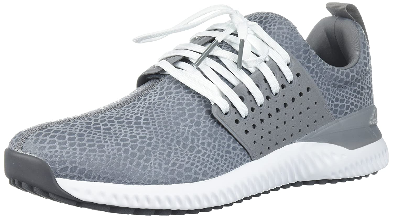 adidas メンズ adicross bounce B072C4TM6P 7 D(M) US|Grey Four Grey Three Ftwr White Grey Four Grey Three Ftwr White 7 D(M) US