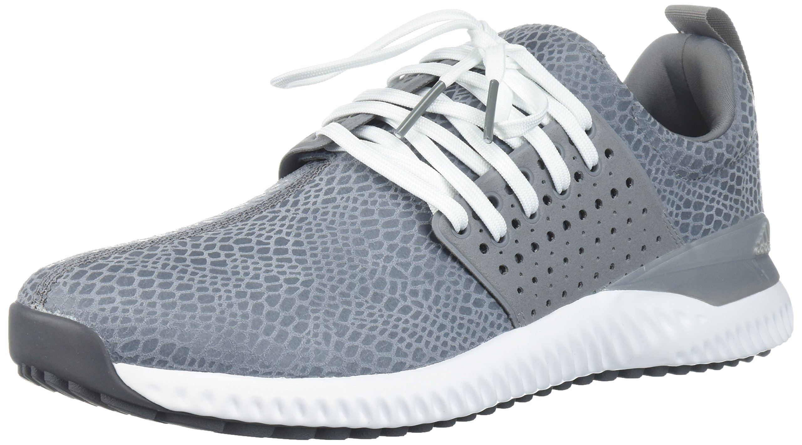 2fb167a5a0 Galleon - Adidas Men's Adicross Bounce Golf Shoe, Grey/White, 14 M US