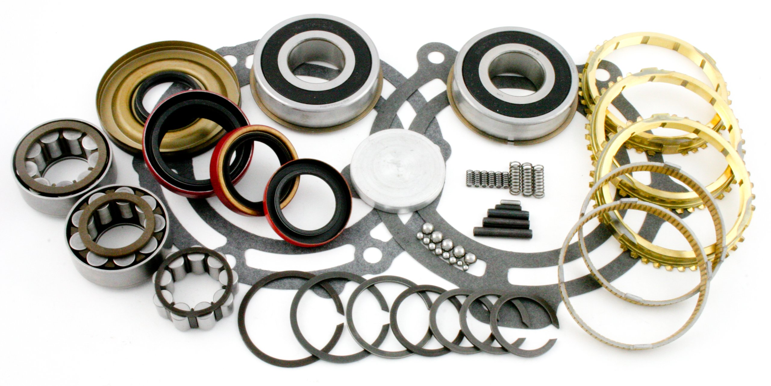 Transparts Warehouse BK235DWS GM NV3500 Getrag 290 Transmission Rebuild Kit
