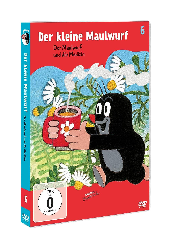 69d5ac2706 Der kleine Maulwurf 6 - Der Maulwurf und die Medizin: Amazon.de: -, Zdenek  Miler: DVD & Blu-ray