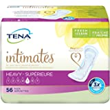 TENA Serenity Pads for Women, Heavy, Regular, 56 Count