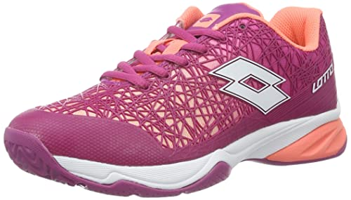 Lotto Viper Ultra II Alr W, Zapatillas de Tenis para Mujer: Amazon.es: Zapatos y complementos
