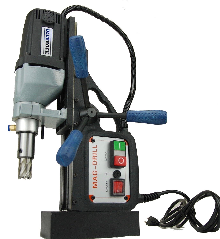 BLACK BLUEROCK Tools Model BRM-35A Typhoon Magnetic Drill Roto-Broach