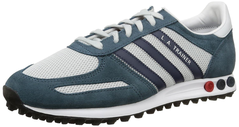 brand new 92c1d 4ce80 Adidas - LA Trainer - B24785 - Color  Navy Blue-Red-White - Size  9.5   Amazon.ca  Shoes   Handbags