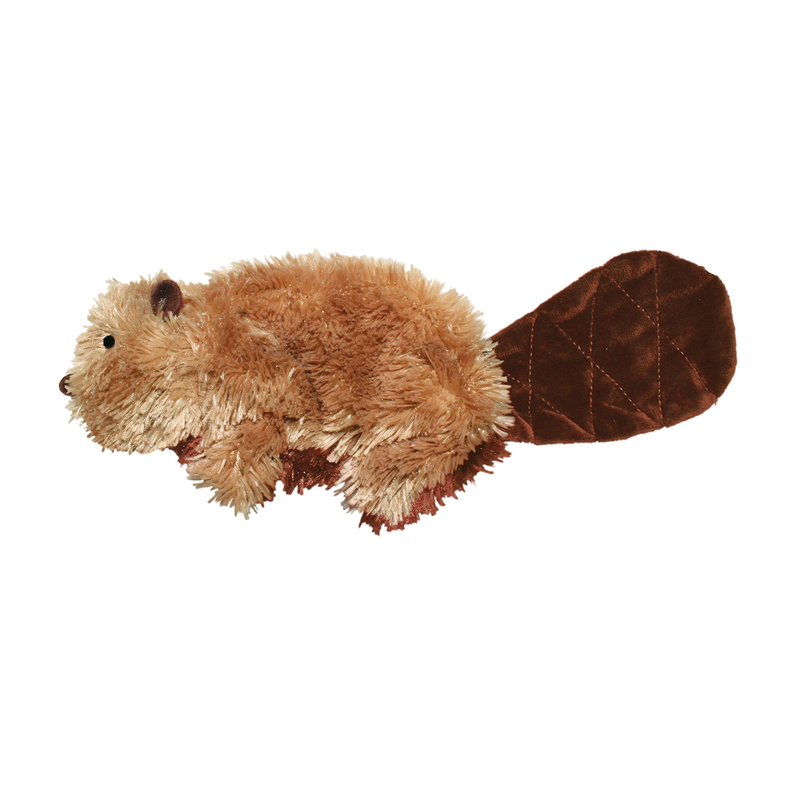 KONG Beaver Dog Toy, Large