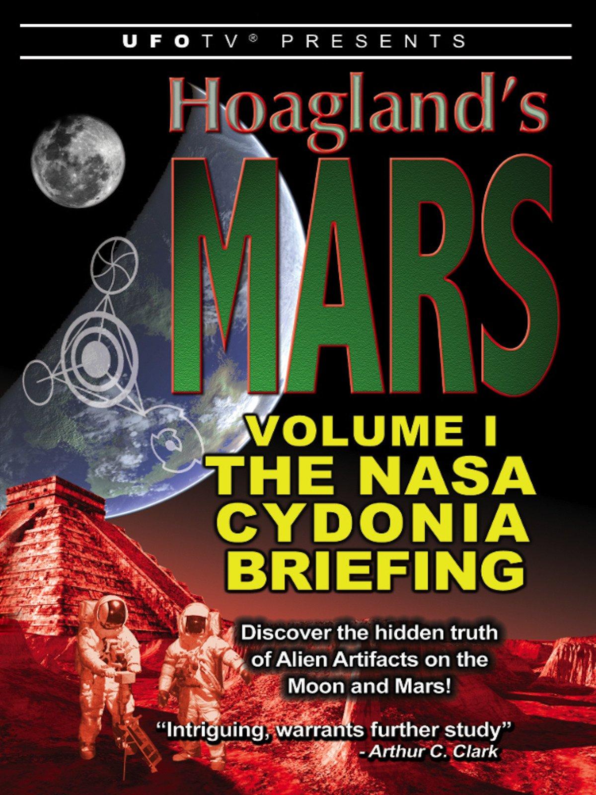 UFOTV Presents: Hoagland's Mars Part 1 on Amazon Prime Video UK