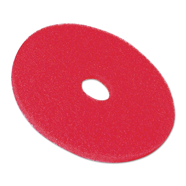 Machine Use 20 Floor Buffer 3M Red Buffer Pad 5100 Case of 5