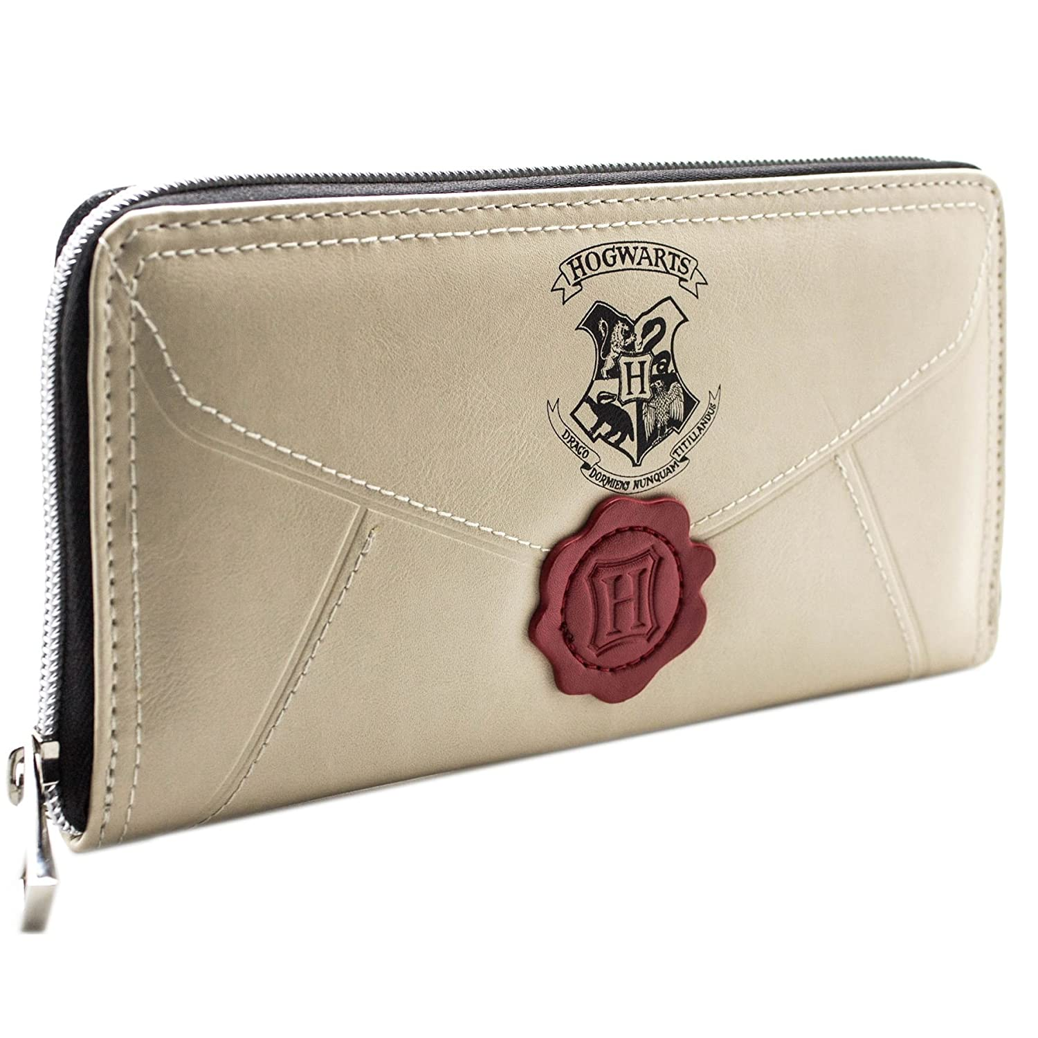 Cartera de Harry Potter Letter Crema 29465