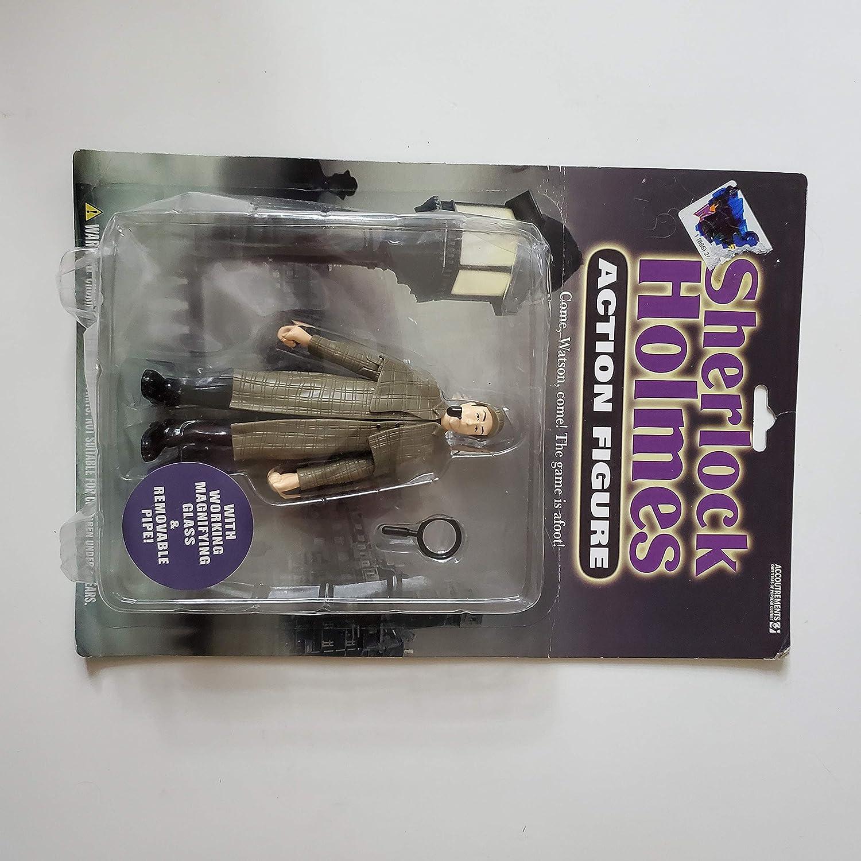sherlock holmes figura de accion: Amazon.es: Juguetes y juegos
