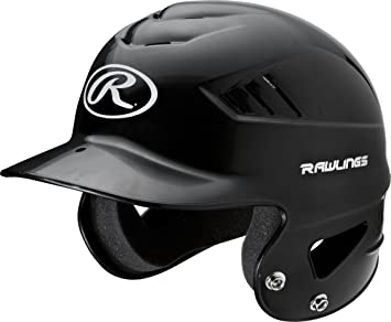 Amazon.com: Rawlings Coolflo - Casco de Tee-ball juvenil ...