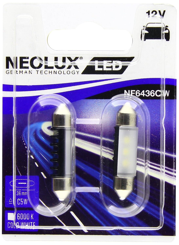 Osram NF6436CW-02B Neolux LED Retrofit, 12 V/ 0.5 W, Set of 2