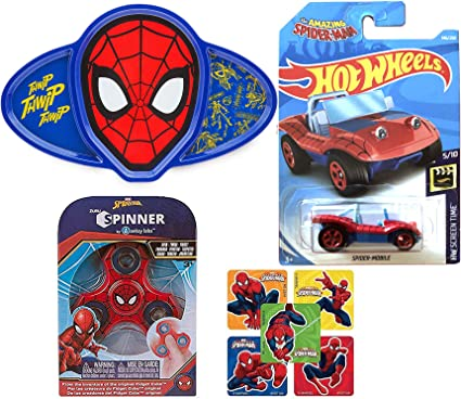 Mattel ® Hot Wheels ® The Amazing Spider-Man 2 surtido 1:64
