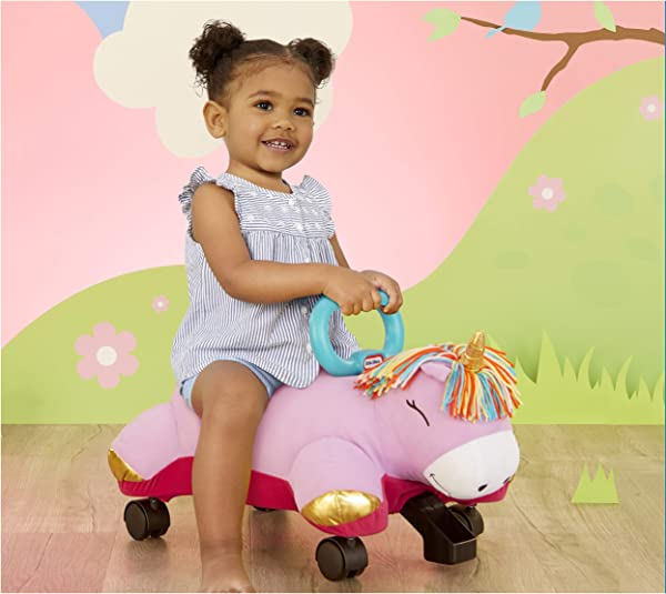Little Tikes Unicorn Pillow Racer push ride on toys for kids