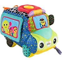 Lamaze Freddie's Activity Bus Toy, Multi