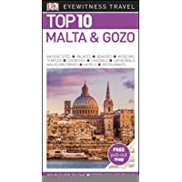 DK Eyewitness Top 10 Malta and Gozo (Pocket Travel Guide)