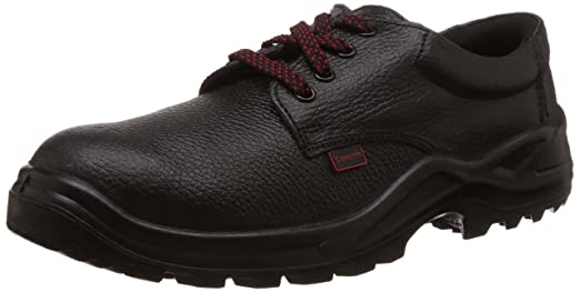 053528cce99f4f Concorde 786 Safety Shoes Steel Toe (Size 10)  Amazon.in  Industrial ...