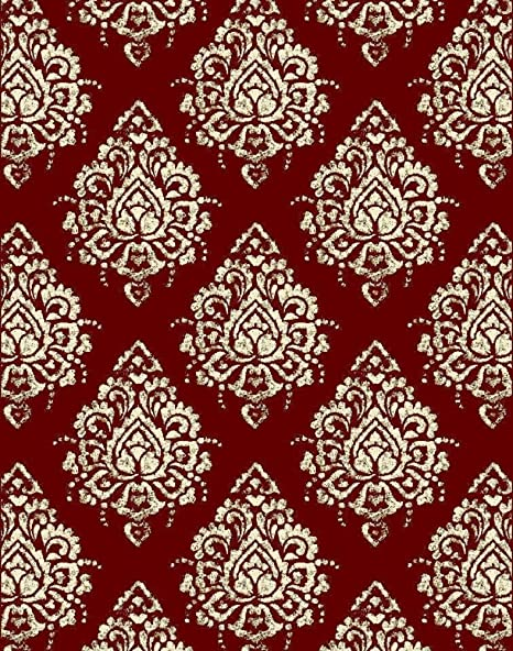 Contemporary Area Rugs Red 4x6 Rugs For Entryway Living Room Foyer Rugs Clearance