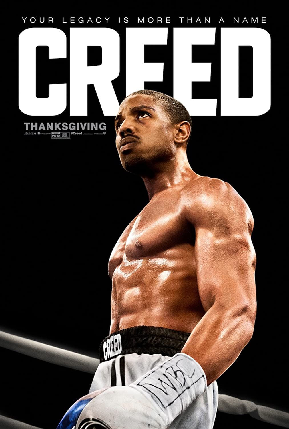 to buy buy free delivery CREED Movie Poster (Adonis) 12 x 18