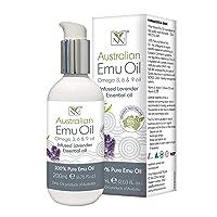 Y-Not Natural- Organic Pharmaceutical 100% Pure Emu Oil 200ml   Free Range Aboriginal...