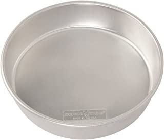 product image for Nordic Ware Naturals Aluminum Bakeware Layer Cake Pan, Silver