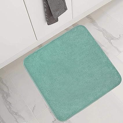 Beige VANZAVANZU Set Tappeti Bagno 2 Pezzi Antiscivolo Tappetino da Bagno Assorbente Addensato Tappetini Bagno Ultra Morbido Bath Mat Soffice Microfibra Eleganti 50 x 80cm