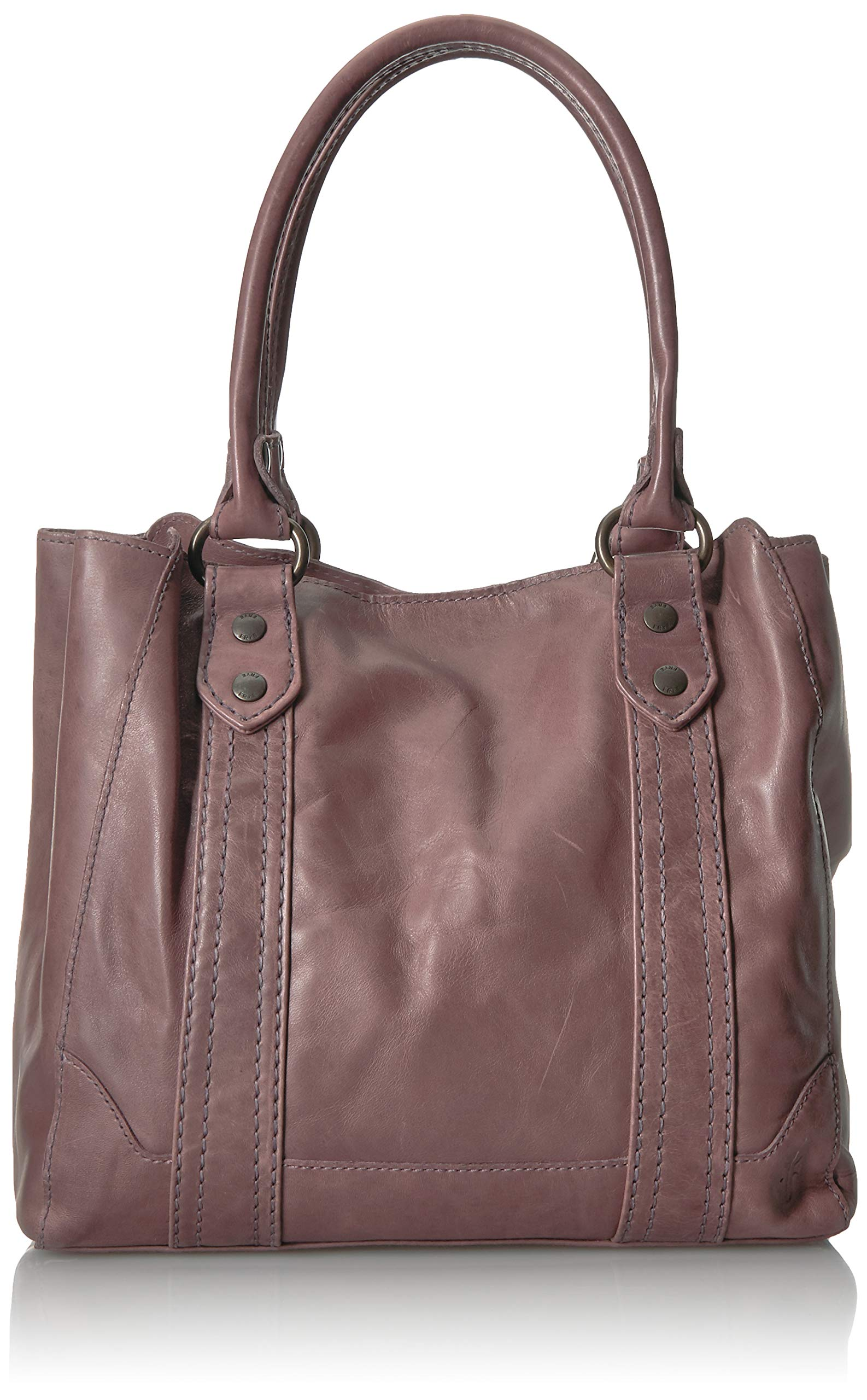 FRYE Melissa Tote Leather Handbag, lilac