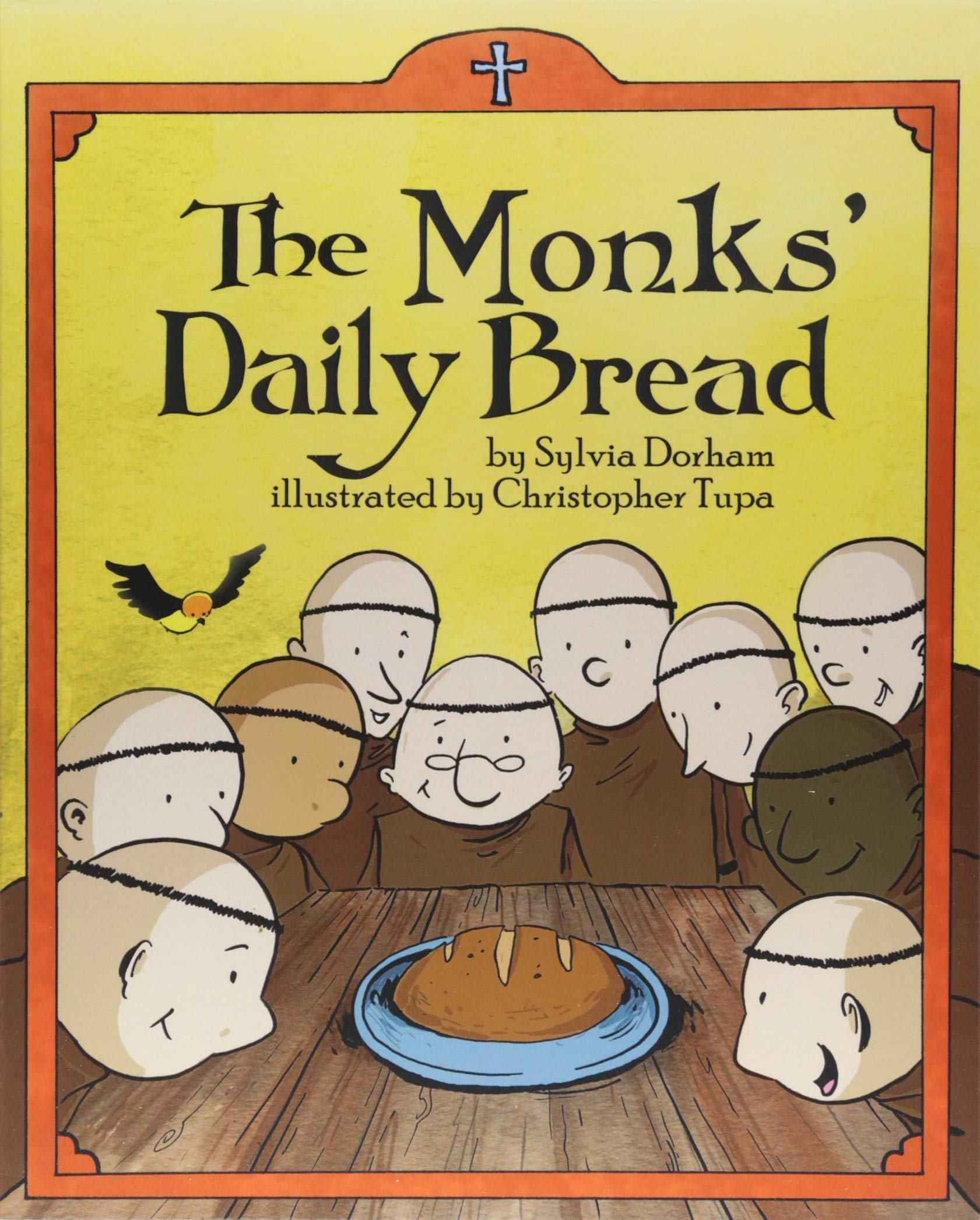 The Monks Daily Bread