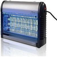 Gardigo UV-Insektenvernichter Profi 70 m² gegen Mücken, Fliegen, Moskitos | ohne Chemie | Insektenabwehr für Büro und Küche | deutscher Hersteller