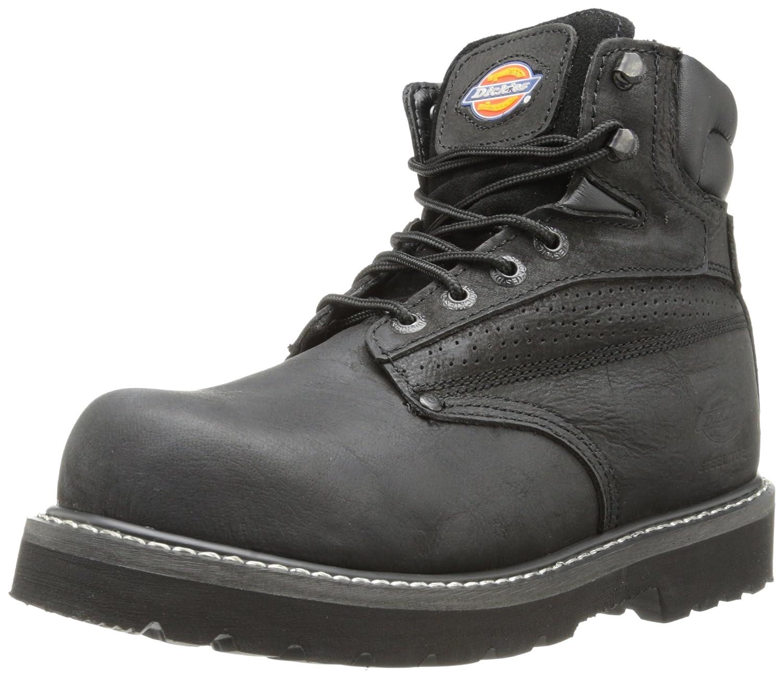 DickiesメンズBreaker steel-toe Work Boot B00J8KZN50 11 D(M) US|ブラック ブラック 11 D(M) US