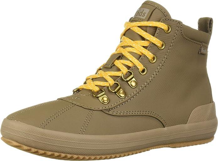 Keds Women's Scout II Matte TWL Boots, Walnut, 9.0 M US