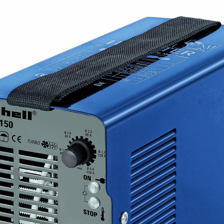 Einhell BT-IW 150 - Soldador inverter: Amazon.es: Industria, empresas y ciencia