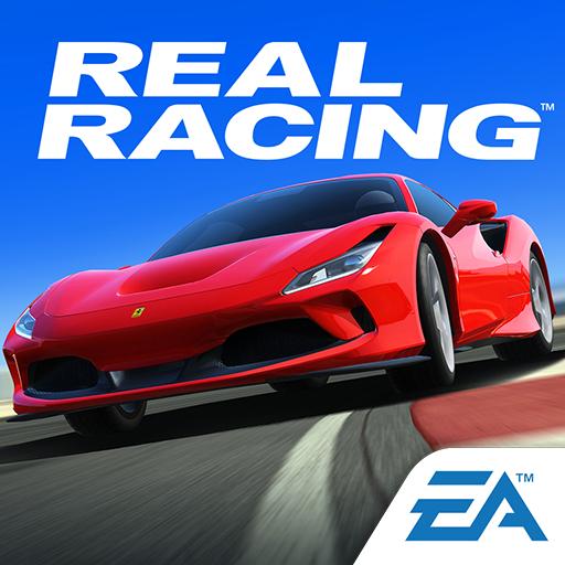 Real Racing 3 (Best Racing Game App)