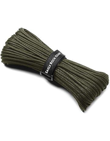 5 Mil-com Utlity Rope 05mm X50ft Green