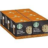 Starbucks Caramel Macchiato De Nescafe Dolce Gusto Cápsulas De Café 6 X Caja De 6+6 Unidades