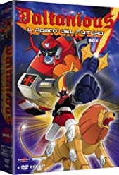 Daltanious-Il Robot del Futuro Volume 1 (6 DVD)