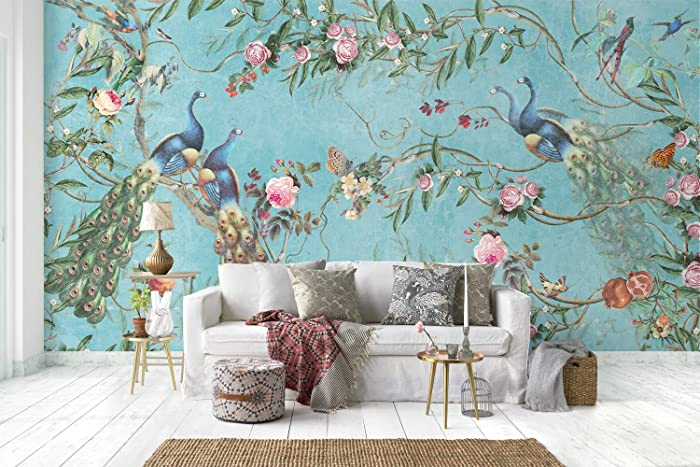 Top 10 Peacock Wallpaper For Home
