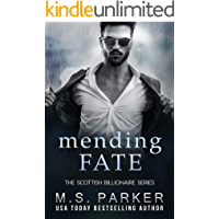 Mending Fate (The Scottish Billionaire Book 3)