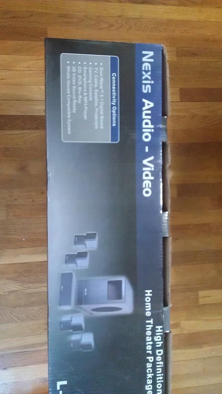 Amazon.com: Nexis Audio L-7 Home Theater System: Electronics