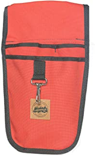product image for LABONVILLE Universal Wedge & Tool Pouch with Steel Snap - USA Made - Fits Chainsaw Chaps