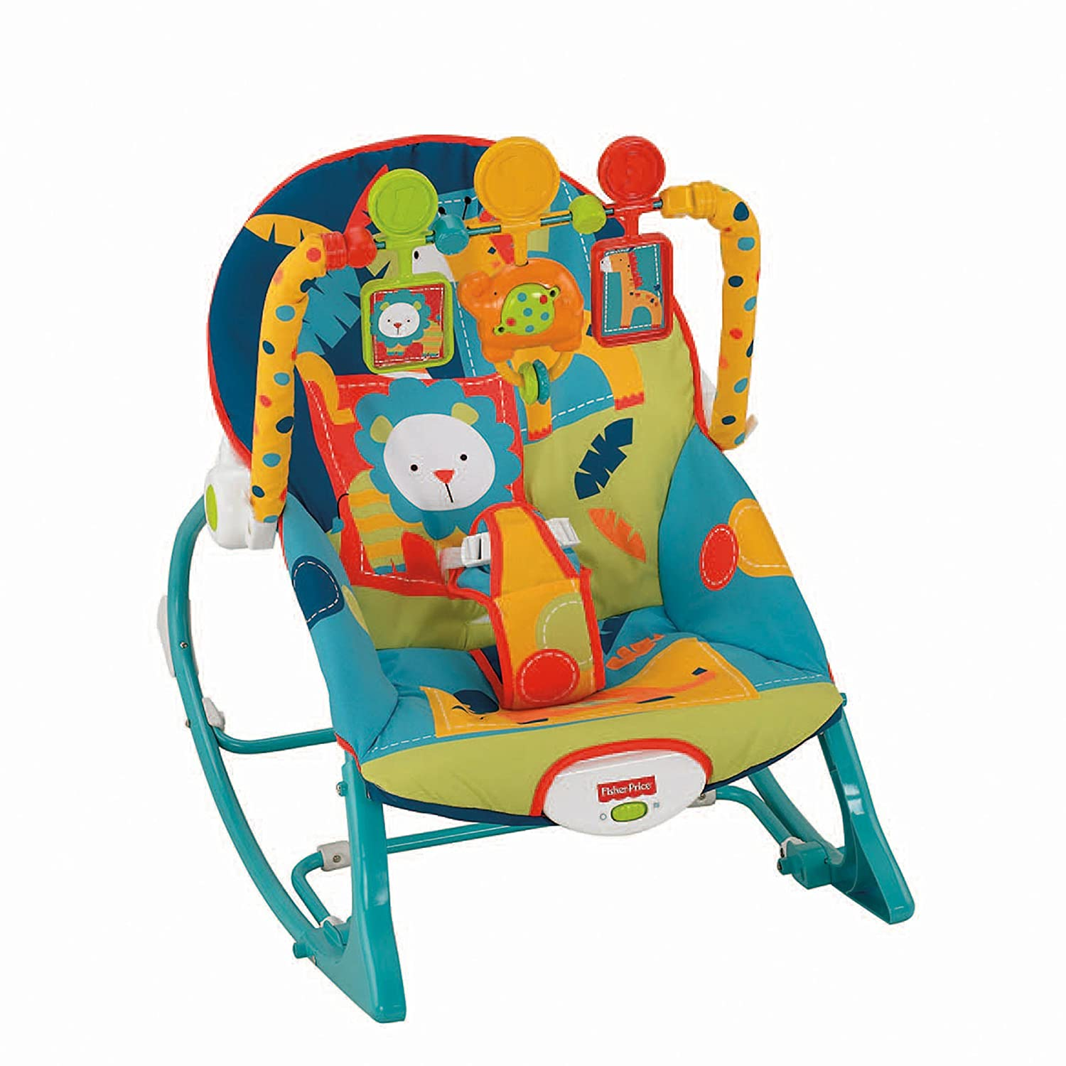 Pleasing Fisher Price Infant To Toddler Rocker Dark Safari Machost Co Dining Chair Design Ideas Machostcouk