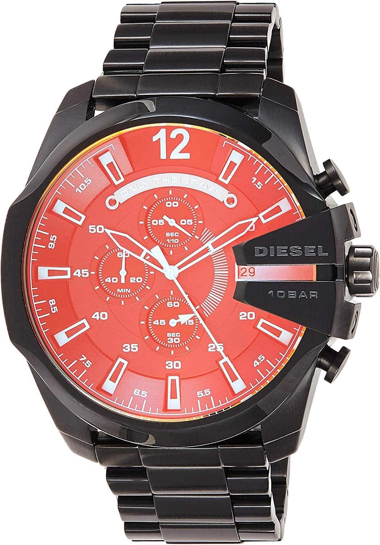 Diesel Men's Mega Chief Quartz Watch