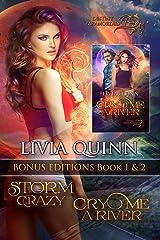 Storm Crazy Bonus Editions Books 1&2: Storm Crazy and Cry Me a River, Destiny Paranormal Cozy Mysteries Kindle Edition