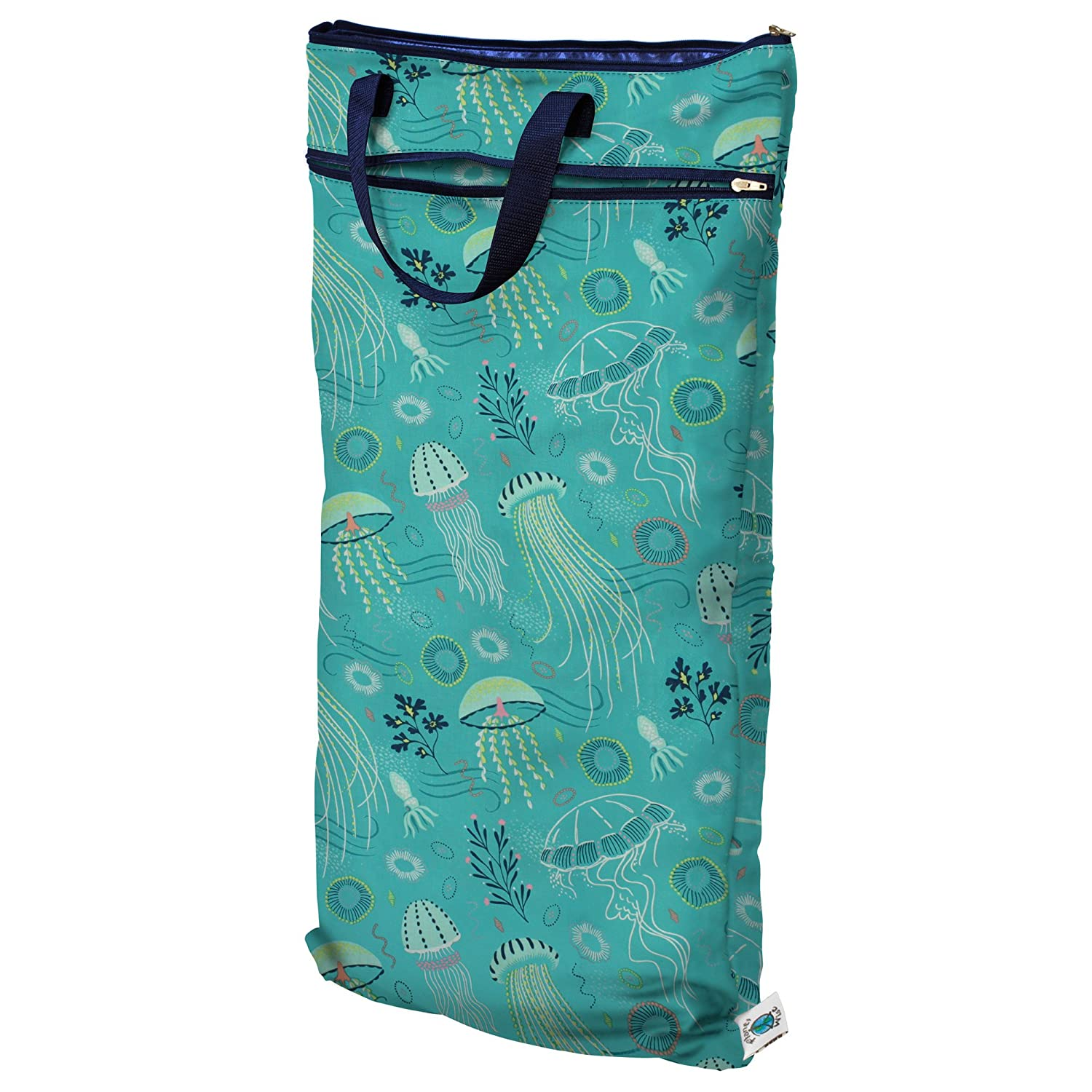 Planet Wise Hanging Wet/Dry Bag - Jelly Jubilee