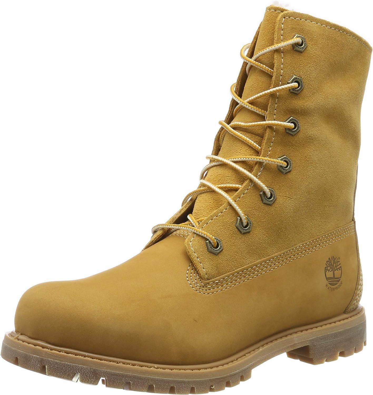primavera Docenas Marinero  Amazon.com | Timberland Women's Teddy Fleece Fold-Down Waterproof Boot |  Shoes