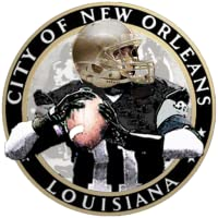 New Orleans Football Saints Edition